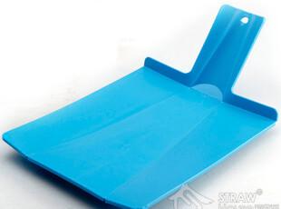 稻草屋/创意折叠砧板 塑料切菜板 日式风菜板 加厚砧板特价,刀架和砧板,