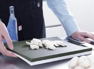 荷兰 ROYAL VKB 曲面双色砧板/案板/菜板  5色选1,刀架和砧板,