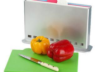 新奇特菜板分类切菜板砧板套装多功能菜板,刀架和砧板,