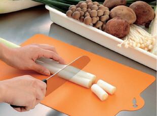 日本进口超薄软砧板 蔬菜专用 砧板 塑料 砧板 菜板,刀架和砧板,