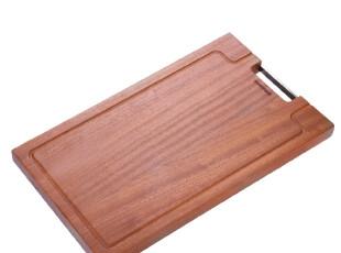 欧美达 厨房用品非洲沙比利创意实木砧板切菜板木案板 专柜正品,刀架和砧板,