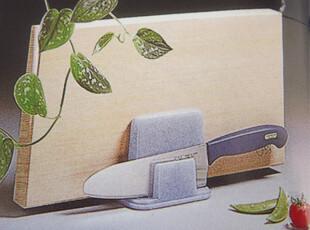 日本进口锅盖架 厨房置物架 沥水砧板架 刀架 菜刀砧板锅盖多用架,刀架和砧板,