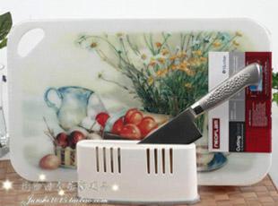 日本进口inomata 抗菌砧板架 刀架 置物架 厨具收纳架 菜板架,刀架和砧板,