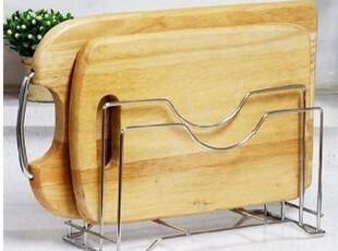 韩国进口 不绣钢砧板置物架菜板搁架 收纳架,刀架和砧板,