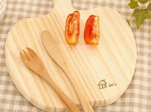 水果菜板 木制砧板 纯天然 厨房用品,刀架和砧板,