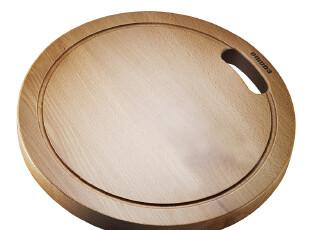 omuda 欧美达厨房用具榉木抗菌创意切菜板实木砧板木案 包邮,刀架和砧板,