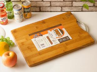 味老大正品授权 碳化竹菜板 砧板 切菜板 40×30×1.9CM 1.75,刀架和砧板,