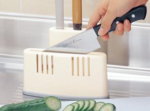 韩国进口 多功能厨房置物架 砧板收纳架 **餐具整理架防滑刀架,刀架和砧板,