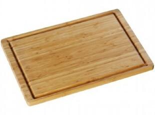 欢喜婆 三皇冠德国 福腾宝 WMF  竹质砧板 45×30cm 1886889990,刀架和砧板,