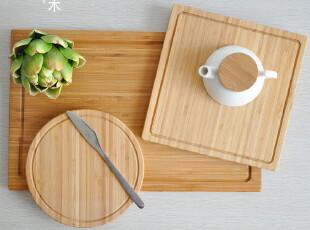 外贸出口日本高品质木质砧板|切菜板 生食 熟食分离 一套三件,刀架和砧板,