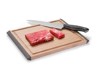 丹麦PO:  竹菜板/案板/砧板 原价100元秒杀50元 包中通 小号 700,刀架和砧板,
