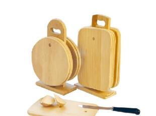 203-204欧美式菜板/特价菜板/长方形菜板/实用/七件套菜板出口,刀架和砧板,