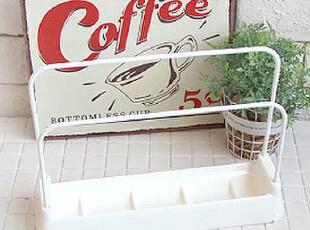 【韩国进口家居】*实用厨房砧板/切菜板收纳架 n0684,刀架和砧板,