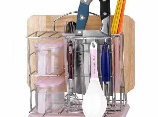 樱花雅厨451防锈 刀架厨房置物架筷子笼砧板架限时折扣,刀架和砧板,