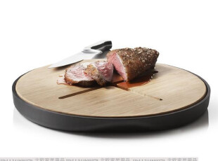 丹麦menu 新品 竹制砧板/菜板/案板  4721539,刀架和砧板,