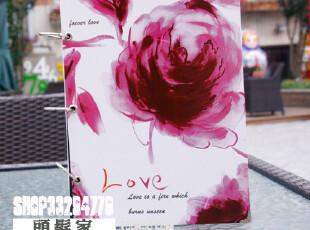 包邮新品《La vie en rose》DIY相册/手工相册/影集 用心看生活,创意礼品,