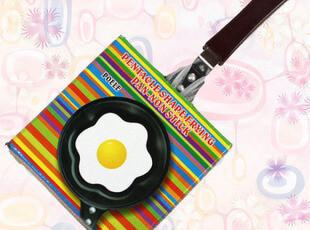 新奇特创意家居生活用品迷你不粘锅日本煎蛋器创意厨房用品煎蛋锅,创意礼品,