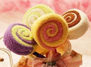 生日七夕情人节礼物送男友送女友实用回礼创意小礼品批发蛋糕毛巾,创意礼品,