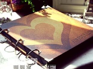 《Forever Love》DIY相册/影集 手工相册 送角贴,创意礼品,