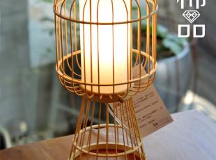 德国原创设计 创意竹制纯手工台灯 经典传统竹灯 正品授权,创意礼品,