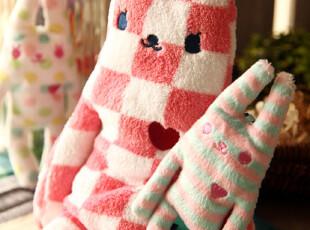 日本 云中生物 兔子挂件笔袋 三款选,创意礼品,
