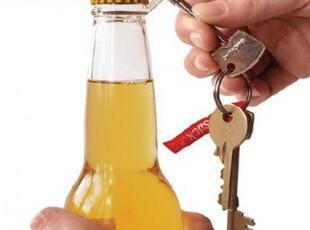 2011 英国年度大奖-SUCK UK不务正业的钥匙扣 铜色 B0910,创意礼品,
