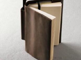 【纽约下城公园】高雅便捷革质书套阅读灯 现货,创意礼品,