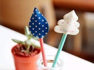 败家 日韩国文具 时尚创意可爱造型 超有爱 笔套/笔帽,创意礼品,