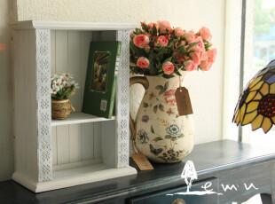 【现货】zakka风 桌面小书架,创意礼品,