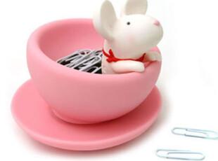 可爱小老鼠回形针座 创意礼品 创意家居 小商品 家居百货307120,创意礼品,