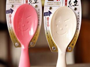 日本 可自立不粘饭 笑脸饭勺 两款选,创意礼品,