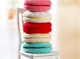 现货5个一套包邮 色界生活法式Macaron抱枕马卡龙创意礼品靠垫2kg,创意礼品,