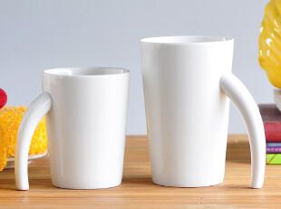 【年中大促】 简约创意 陶瓷情侣杯子对杯 结婚礼物 特价 1707,创意礼品,