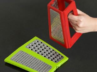英国JOSEPH原装进口 创意可折叠设计送礼佳品 双面刨丝器擦丝器,创意礼品,