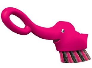 【纽约下城公园】Boston Warehouse创意小工具 大象刷子,创意礼品,