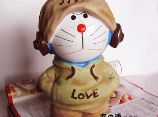 机器猫哆啦A梦储蓄罐 生日礼物 创意 女生实用 送女友男友 特别,创意礼品,