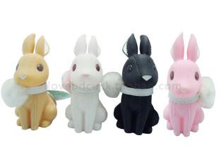 专柜正品!香港semk创意生日礼品Rab小兔子钥匙扣 可爱女生小礼品,创意礼品,