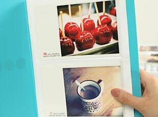 懒角落★日韩国文具 韩版 可爱时尚 彩色花卉 相册相簿 22104,创意礼品,