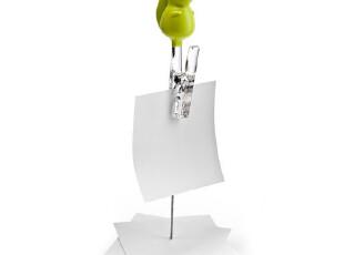 需预定 泰国 qualy 松鼠便利夹 绿色 市场价88元,创意礼品,