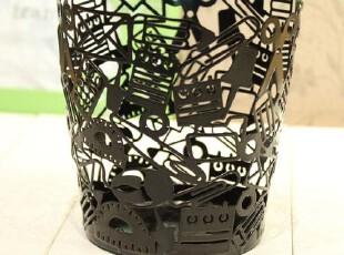 趣味铁艺收纳桶/储物收纳,创意礼品,