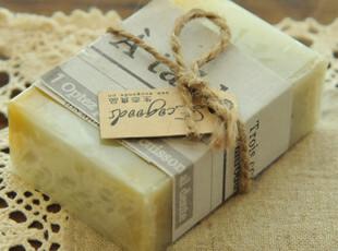 艾草菊花控油抑菌精油皂 日式精油手工皂 zakka 杂货 六款可选,创意礼品,