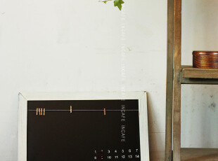 INCAFE   日本正单黑板 展示挂板 咖啡店黑板 杂货 ZAKKA 日单,创意礼品,