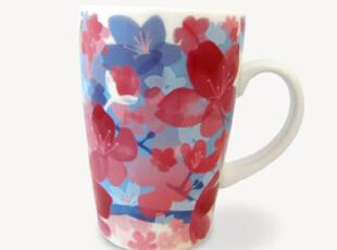 【預訂】星巴克2012 櫻花限定 陶瓷杯,创意礼品,