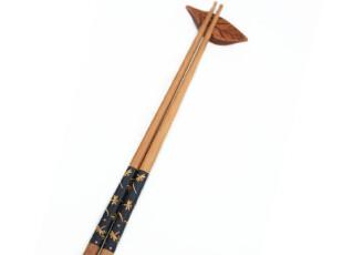 小北家-SC29 质朴 嬉戏的蜻蜓 筷子/竹筷/木箸,勺筷,