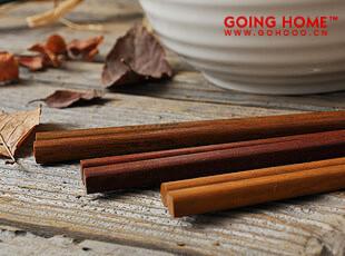 木质 筷子 日本 方头3色 3.8元1双,勺筷,