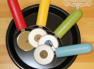 烘焙披萨工具 不锈钢披萨轮刀 滚刀 派滚刀 比萨刀 必胜客 天津,勺筷,