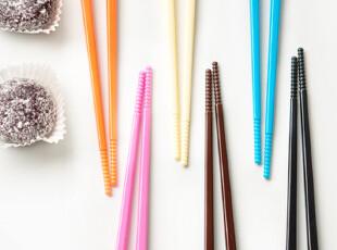 日本 环保旅行便携式餐具 多功能 勺筷叉 正反多用 大小款6色选,勺筷,