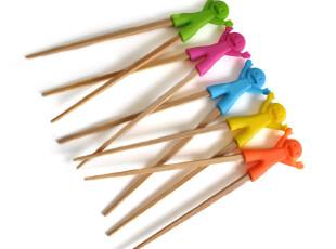 didalife 无漆无蜡香木 儿童练习筷子 学习筷子 10套包邮,勺筷,