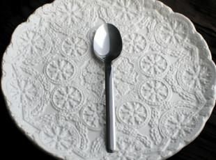 外贸西式餐具   简约风格 不锈钢勺  咖啡勺 茶匙 小号勺,勺筷,