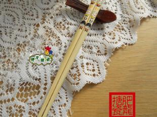 三皇冠 禧来福 儿童筷 竹筷,勺筷,